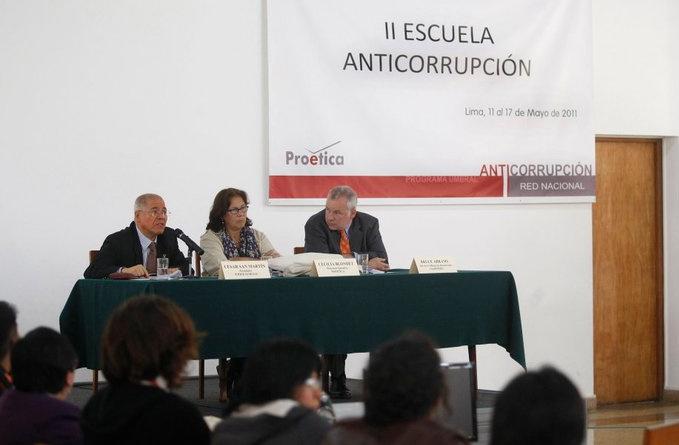 Escuela Anticorrupción