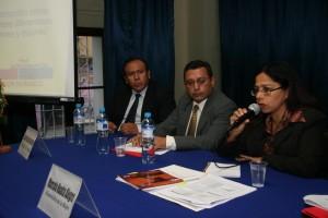 Con participación equitativa de la mujer se disminuiría corrupción en el sector público