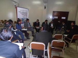 Promueven plan regional anticorrupción de Junín
