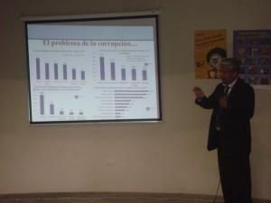 """Tumbes """"Fortalecimiento de la sociedad civil en el tema anticorrupción"""""""