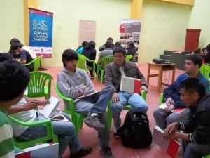 En Candarave se desarrolló el Fórum Regional de Juventudes